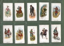Tobacco Cigarette cards Highwaymen  1924  set of 25